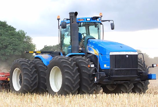 New Holland - T9060