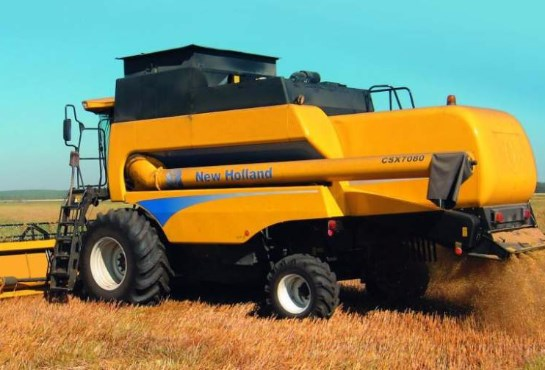 New Holland - CSX 7080