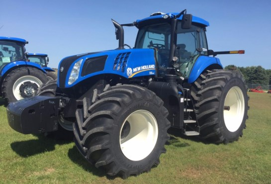 New Holland -  T8.410