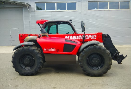 Manitou - MLT 731